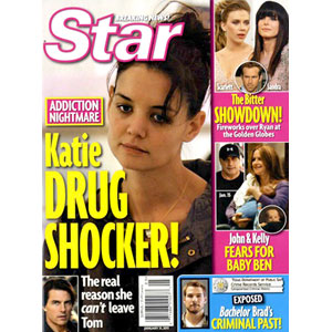 Katie Holmes, Star Magazine Cover