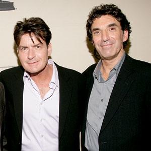 Chuck Lorre, Charlie Sheen