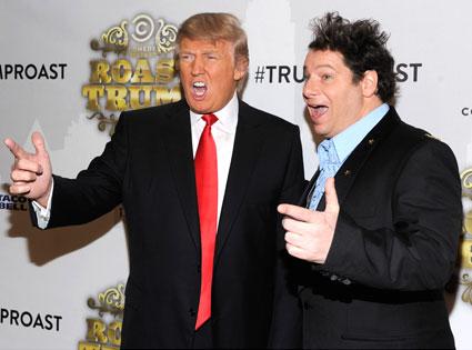 Donald Trump, Jeffrey Ross