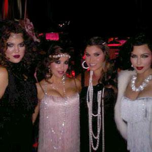 Kardashian, Eva Longoria, Kim Kardashian