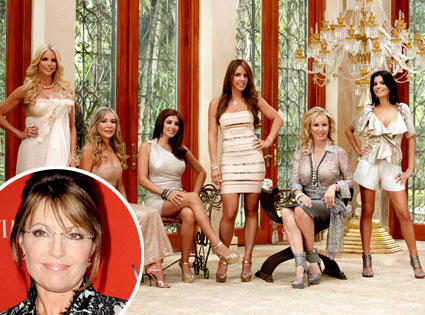 Real Housewives Of Miami Cast, Sarah Palin