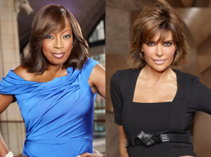 Lisa Rinna, Star Jones