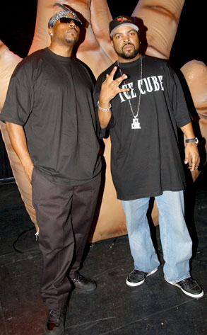Nate Dogg, Ice Cube