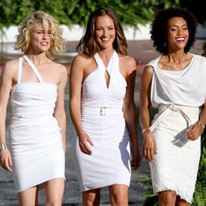 Rachael Taylor, Minka Kelly, Annie Ilonzeh