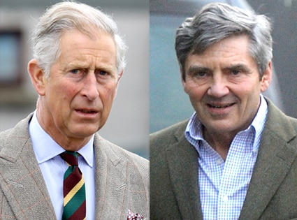 Prince Charles of Wales, Michael Middleton