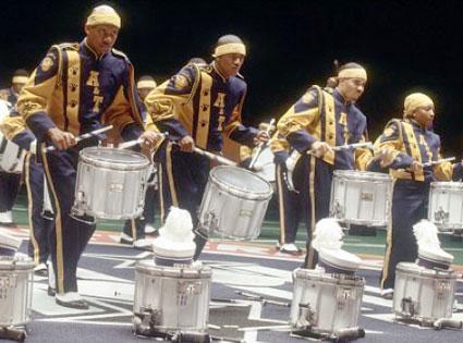 Drumline, Nick Cannon, Leonard Roberts