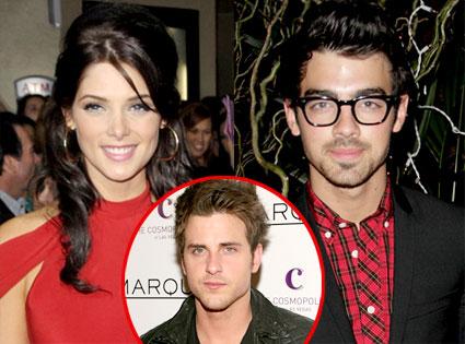 Ashley Greene, Joe Jonas, Jared Followill