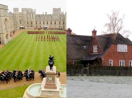 Windsor Castle, Middleton Home