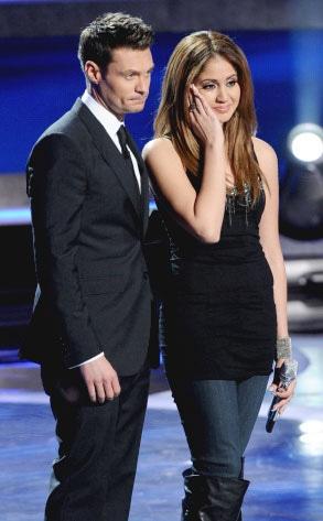 American Idol, Ryan Seacrest, Karen Rodriguez