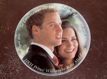 Kate Middleton, Prince William, Royal Wedding, Coaster