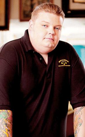 Corey Big Hoss Harrison, Pawn Stars