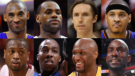 NBA Athlebrity Round 2
