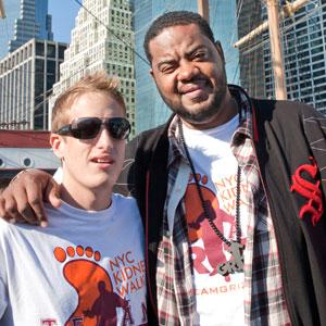 Grizz Chapman, Ryan Perkins