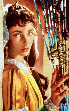 Elizabeth Taylor, Ivanhoe