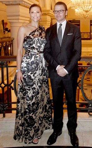 Princess Victoria, Prince Daniel, Sweden