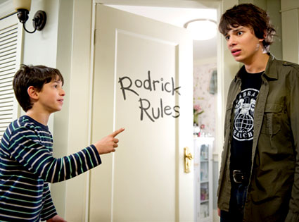 Zachary Gordon, Devon Bostick, Diary of a Wimpy Kid: Rodrick Rules