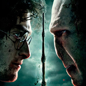 Harry Potter and the Deathly Hallows 2 Poster