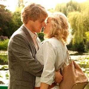 Midnight in Paris, Owen Wilson, Rachel Mcadams