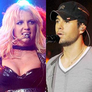 Britney Spears, Enrique Iglesias