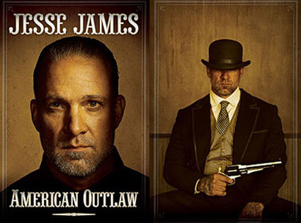 Jesse James, American Outlaw Book