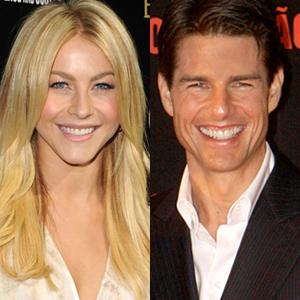 Julianne Hough, Tom Cruise