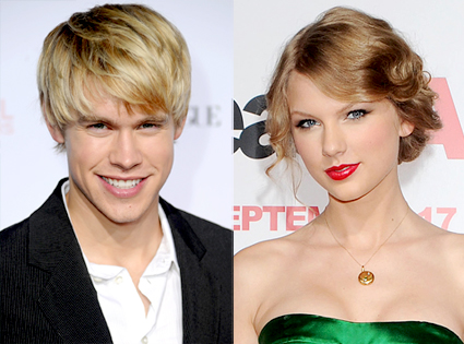 Chord Overstreet, Taylor Swift