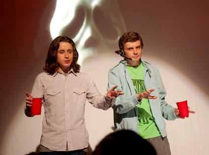 Rory Culkin, Erik Knudsen, Scream 4