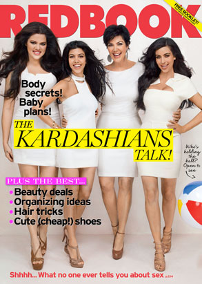 Kardashians, Redbook Cover