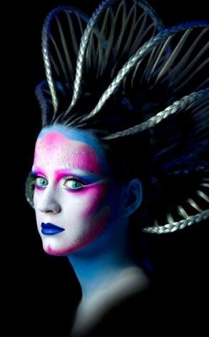 Katy Perry, E.T. Video