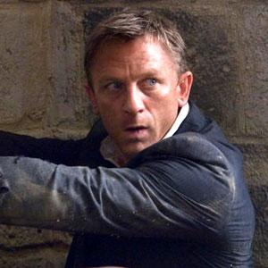 Daniel Craig, Quantum of Solace