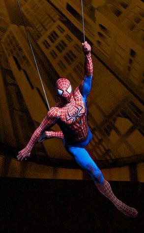Spider ManTurn off the dark, Broadway
