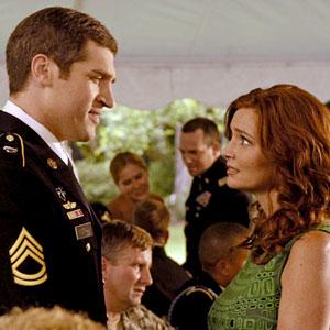 Army Wives, Jeremy Davidson, Brigid Brannagh