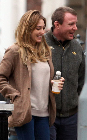 Guy Ritchie, Jacqui Ainsley