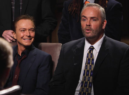 David Cassidy, Richard Hatch, Celeb Apprentice
