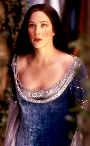 Liv Tyler, The Lord of the Rings