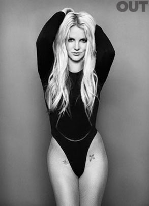 Britney Spears, Out Magazine