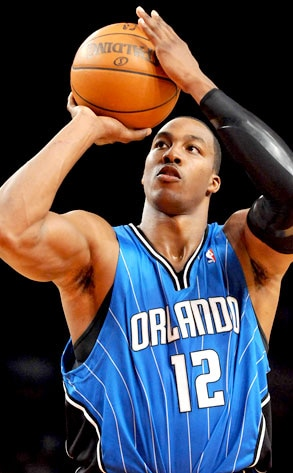 Dwight Howard from 15 Super Sexy Basketball Hunks