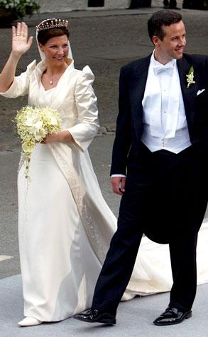 Princess Martha Louise, Ari Behn, Norway
