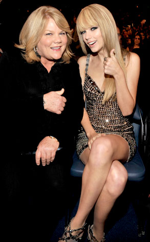 Andrea Swift, Taylor Swift