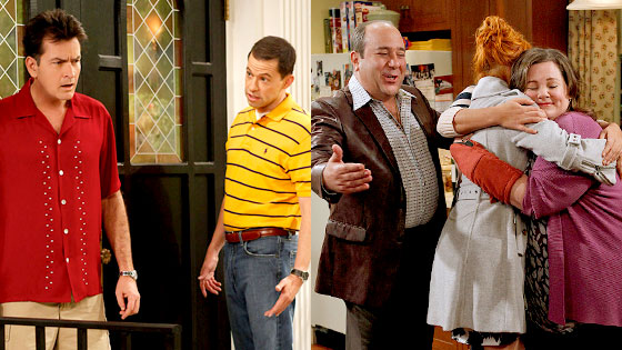 Two and a Half Men, Mike and Molly