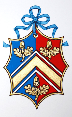 Coat of Arms, Kate Middleton