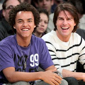 Connor Cruise, Tom Cruise
