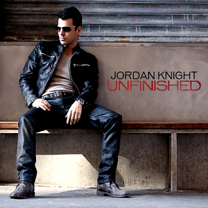 Jordan Knight, Unfinished Album Cover