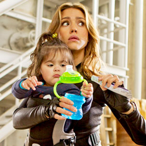 Spy Kids 4: All the Time in the World, Jessica Alba