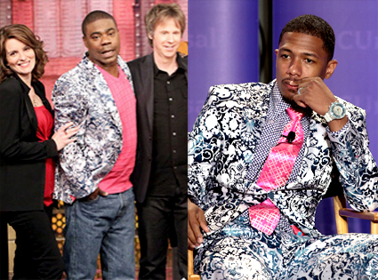 Tracy Morgan, Nick Cannon