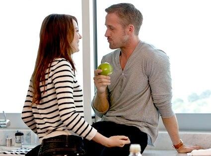Crazy, Stupid, Love, Ryan Gosling, Emma Stone