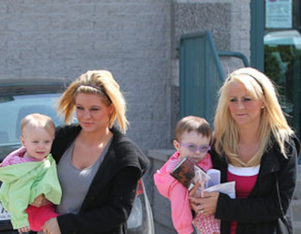 Leah Messer, Aleeah & Aliannah From The Big Picture: Today