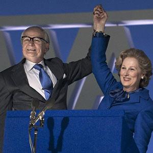 The Iron Lady, Meryl Streep, Jim Broadbent