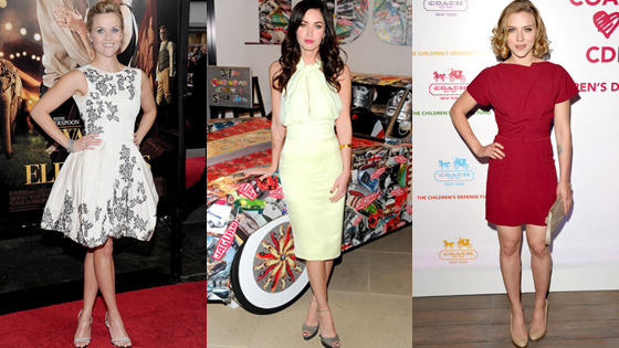 #theLIST: Best Dressed Celebrities Week of April 4th