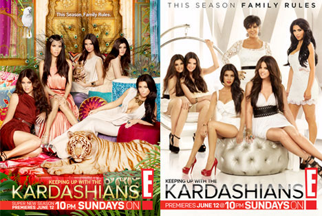 KUWTK, Keeping Up With The Kardashians